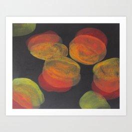 Cell Regeneration 2 Art Print
