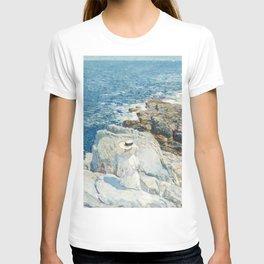 Childe Hassam - The South Ledges, Appledore T-shirt