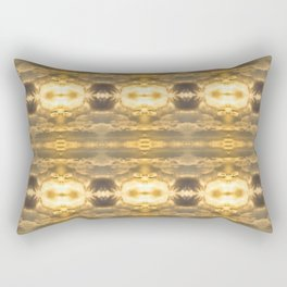 GoldChain Rectangular Pillow