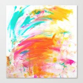 Swoop of Summer Canvas Print