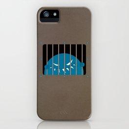 Evil Monster Kingpin Jailed iPhone Case