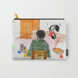 the illustrator Carry-All Pouch