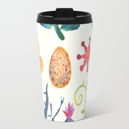 Along the Forest Road Travel Mug