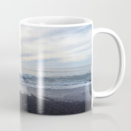 Rodeo Beach with Killer Clouds Coffee Mug