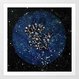 Cancer Constellation Art Print