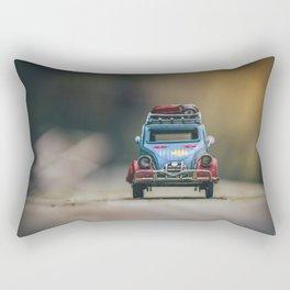 Little cars, Big Planet (Nature) Rectangular Pillow