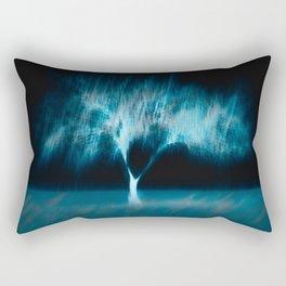 tree of Light Rectangular Pillow