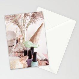 Ice Cream Tea Stationery Cards