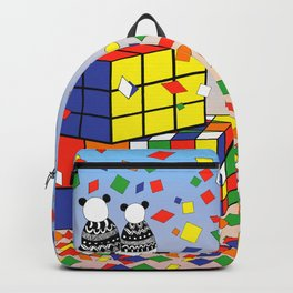 Rubix Panda Backpack