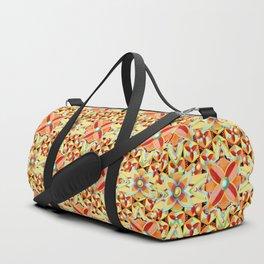 Boho Chic Suzani Star Duffle Bag