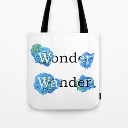 Wonder Wander Tote Bag
