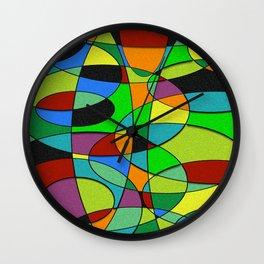 Abstract #309 Wall Clock