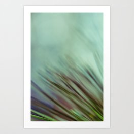 A Cool Breeze Art Print