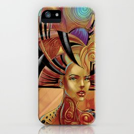 Pharao of Love iPhone Case