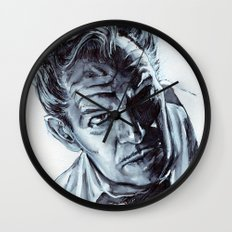 Ladies and gentlemen, please do not panic! But SCREAM! Scream for your lives! Wall Clock