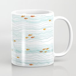 Sea under your feet Coffee Mug
