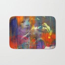 Abstrait 4 Bath Mat