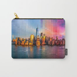 New York City Time Lapse! Carry-All Pouch