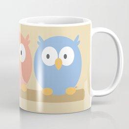 three owls Coffee Mug