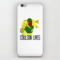 Agent Coulson, My One Good Eye. iPhone & iPod Skin