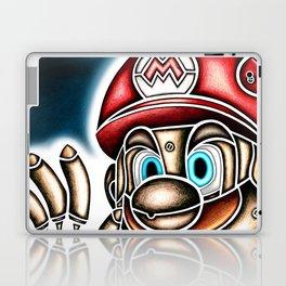 Mario Machine Laptop & iPad Skin