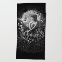 Winya No. 115 Beach Towel