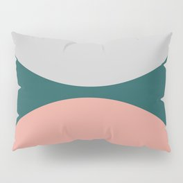 Abstract Geometric 21 Pillow Sham