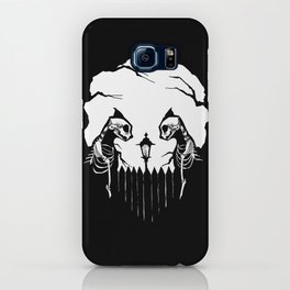 Cat Skulls iPhone Case