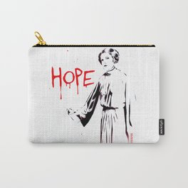 A New Hope Princess Leia Graffiti Carry-All Pouch