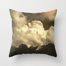 Puffy Throw Pillow