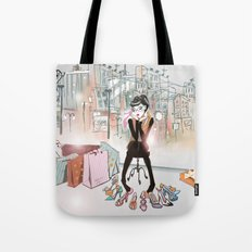 City Boutique Two Tote Bag
