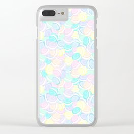 Many Macarons Treat Repeat Clear iPhone Case