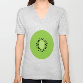#3 Kiwi Fruit Unisex V-Neck