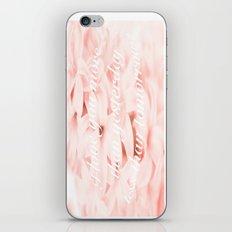 Be my Valentine... iPhone & iPod Skin