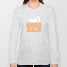 This is My Box Long Sleeve T-shirt