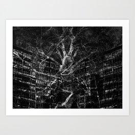 brainfeeder Art Print