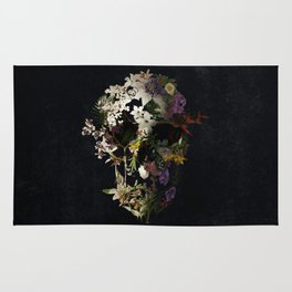 Spring Skull 2 Rug