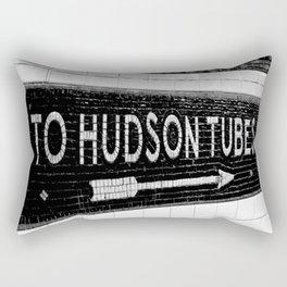New York City Rectangular Pillow