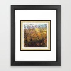 Appalachian Fall Framed Art Print