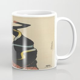 Vintage poster - Jane Avril Coffee Mug