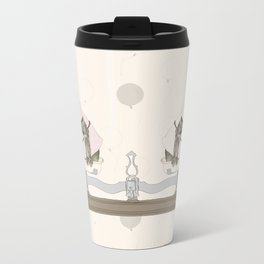 Las Lolas Metal Travel Mug