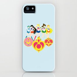 Sailor Soldiers iPhone Case