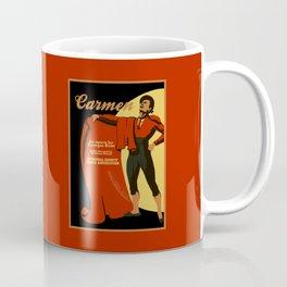Carmen Opera (Toreador) Coffee Mug
