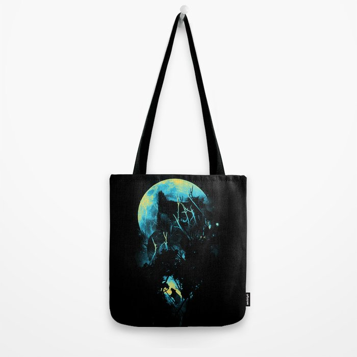 Lurking Tote Bag
