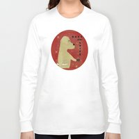 lab Long Sleeve T-shirts featuring Le Lab d'or by bri.buckley