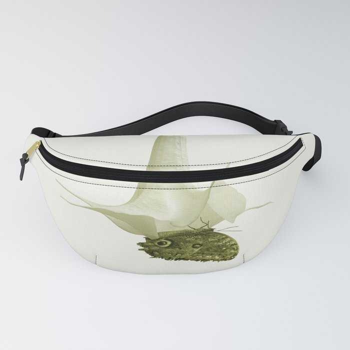 Monochrome - At the butterfly ball Fanny Pack