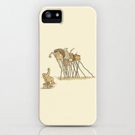 THE TEMPTATION iPhone Case