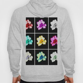 Tulips Collage Hoody