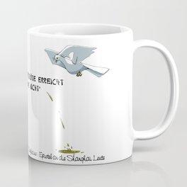 Konfuzius, Kröte & Taube Coffee Mug