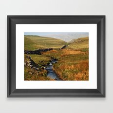 Scaleber Beck Framed Art Print